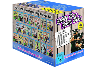 Bud Spencer & Terence Hill - 20er Mega Blu-ray Collection Blu-ray