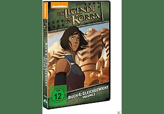 Die Legende von Korra - Buch 4: Gleichgewicht – Vol. 2 DVD