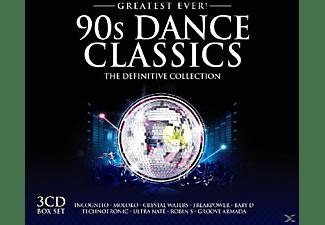 VARIOUS - 90s Dance Classics  - (CD)