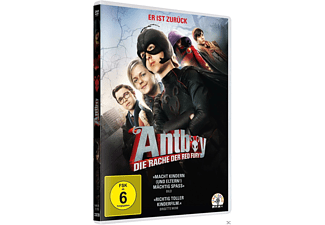 Antboy - Die Rache der Red Fury DVD