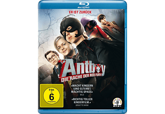 Ant Boy - Die Rache der Red Fury Blu-ray