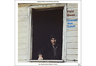 Townes Van Zandt - Flyin' Shoes  - (Vinyl)