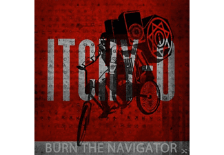 Itchy-o - Burn The Navigator  - (LP + Download)