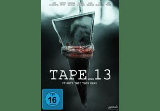 Tape_13 DVD
