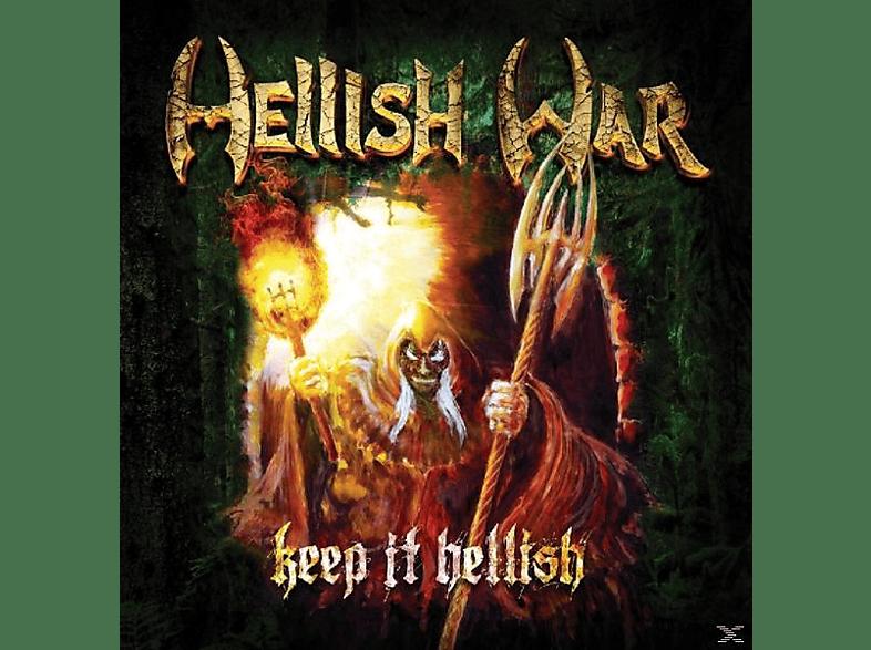 Hellish War - Keep It Hellish [Vinyl]