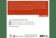 Yo-Yo Ma - Die Besten Guten-Cello Suiten 1, 2, 3 [CD]