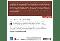 Nikolaus Harnoncourt - Kulturspiegel: Die Besten Guten-Kantaten [CD]