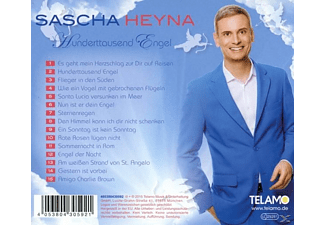 Sascha Heyna - Hunderttausend Engel  - (CD)