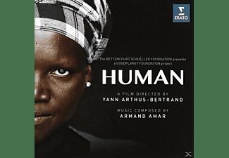 N'Dour, Maalouf, Nemtanu - Ost/Human  - (CD)