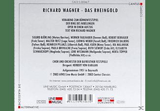 Bfo - Das Rheingold  - (CD)