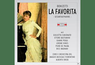 Coro E Orch.Del Maggio Musical - La Favorita  - (CD)