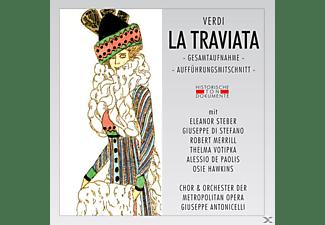 Metropolitan Opera Orchestra & Chorus - La Traviata (Ga)  - (CD)
