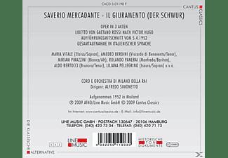 Coro E Orch.Di Milano Della RAI - Il Giuramento (Der Schwur)  - (CD)