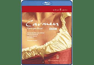 Von Otter & Haddock, Jordan/Von Otter/Haddock/Naouri - Carmen  - (Blu-ray)