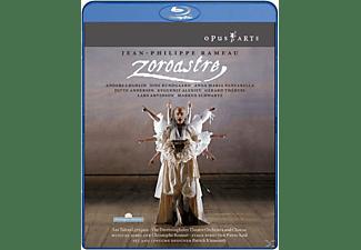 Dahlin & Alexiev, Rousset/Dahlin/Bundgaard/+ - Zoroastre  - (Blu-ray)