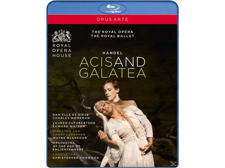Hogwood/De Niese/Workman - Acis Und Galatea [Blu-ray]