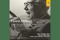 Lencses,Lajos/Rolla,Janos/Franz Liszt Kammerorch. - Orchesterwerke Vol.3 [CD]