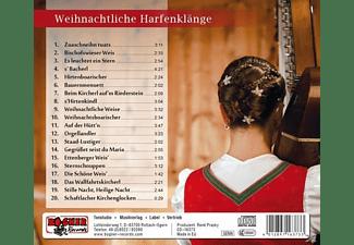 Christine Horter - Weihnachtliche Harfenklänge  - (CD)