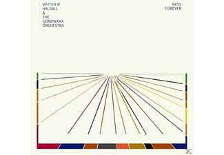 Matthew & The Gondwana Orchestra Halsall - Into Forever  - (CD)