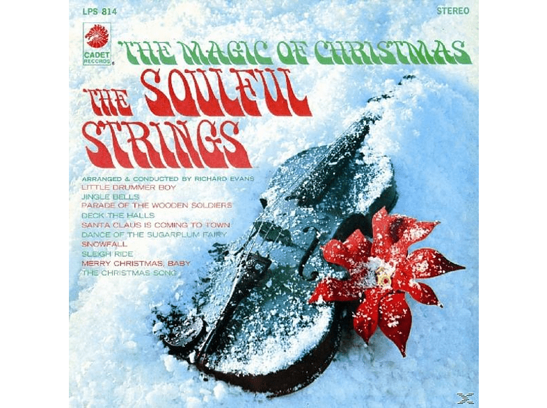 The Soulful Strings - The Magic Of Christmas [CD]