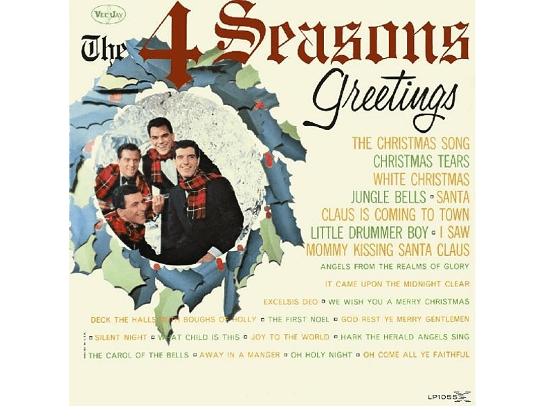 The Four Seasons - 4 Seasons Greetings [CD]