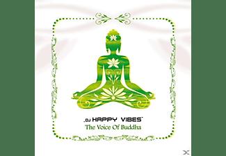 Dj Happy Vibes - The Voice Of Buddha  - (Maxi Single CD Extra/Enhanced)