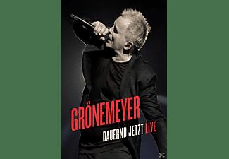 Herbert Grönemeyer - Dauernd Jetzt (Live)  - (DVD)