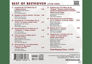 VARIOUS - Best Of Beethoven  - (CD)