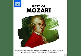 VARIOUS - Best Of Mozart  - (CD)