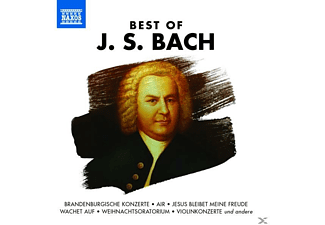 VARIOUS - Best Of J.S.Bach  - (CD)