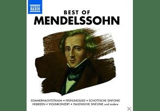 VARIOUS - Best Of Mendelssohn  - (CD)