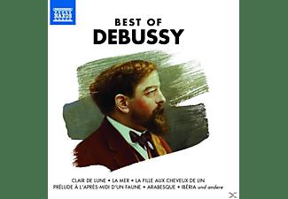 VARIOUS - Best Of Debussy  - (CD)
