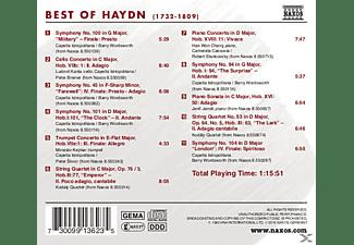 VARIOUS - Best Of Haydn  - (CD)