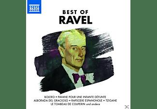 VARIOUS - Best Of Ravel  - (CD)