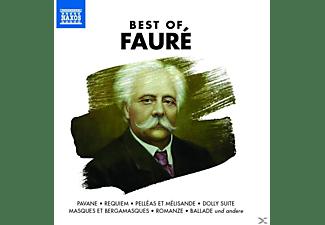 VARIOUS - Best Of Faure  - (CD)