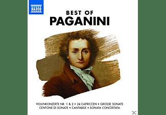 VARIOUS - Best Of Paganini  - (CD)
