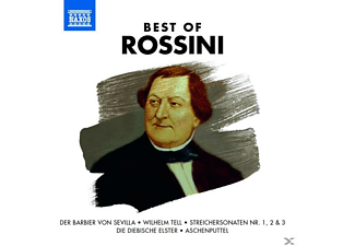 VARIOUS - Best Of Rossini  - (CD)