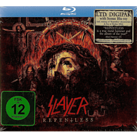 Slayer - Repentless [CD + Blu-ray Disc]