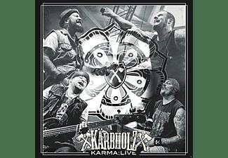 Kärbholz - Karma Live  - (LP + Download)