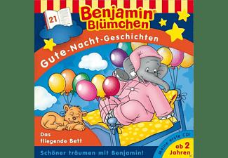 Benjamin Blümchen - Folge 21: Das Fliegende Bett  - (CD)