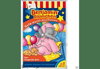 Benjamin Blümchen - Folge 21: Das Fliegende Bett  - (MC)