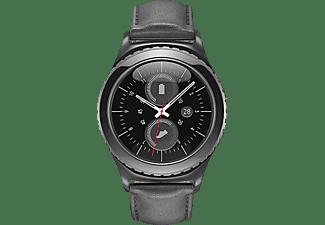 "Smartwatch - Samsung Gear S2 Classic, 4GB, pantalla circular 1.2""  Super AMOLED, negro"