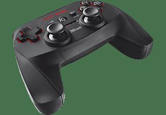 TRUST Trust GXT 545 Gamepad für PC und PS3 matt schwarz