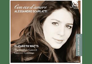 Elizabeth Watts, VARIOUS - Con Eco D'amore  - (SACD Hybrid)