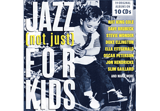VARIOUS - Jazz (Not Just) For Kids - (CD)