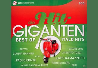 Various Artists - HIT GIGANTEN BEST OF ITALO HITS [CD]