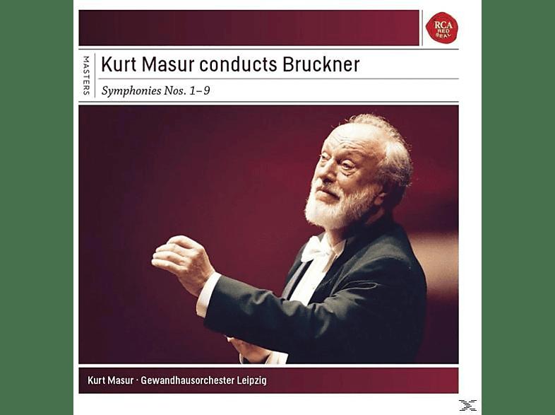 Anton Bruckner - Bruckner: Sinfonien 1-9 [CD]