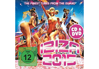 VARIOUS - Ibiza 2015-The Finest Tunes  - (CD + DVD Video)