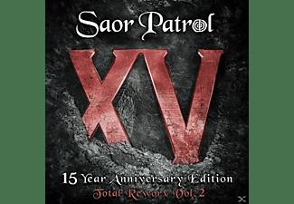 Saor Patrol - Xv. 15 Year Anniversary Ed. Total R  - (CD)