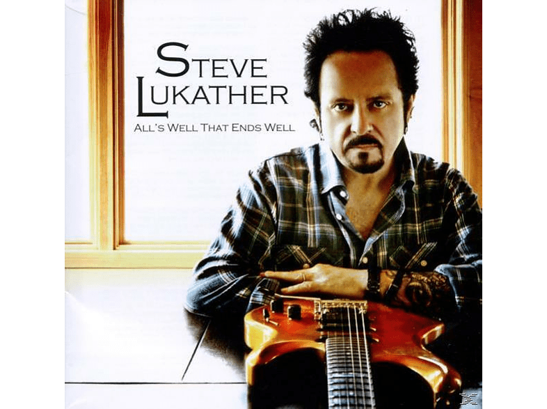 Steve Lukather - All's Well That Ends Well [CD]